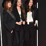 OIC - ENTSIMAGES.COM - The Staves at the  Luminous - BFI gala dinner & auction in London  6th October 2015 Photo Mobis Photos/OIC 0203 174 1069