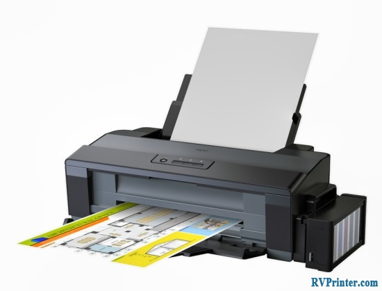 Solve Error Ink Out in Epson L1300 printer