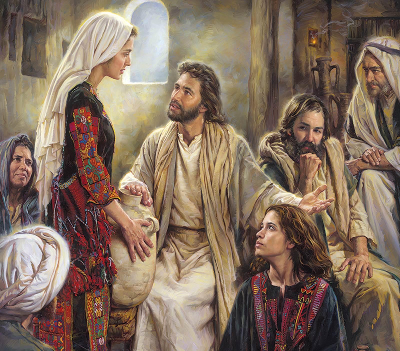 Đón Người vào nhà (29.7.2020 – Thứ Tư Tuần 17 TN - Thánh nữ Martha)