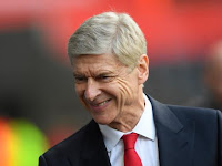 Arsene Wenger is staying at Arsenal for two more years