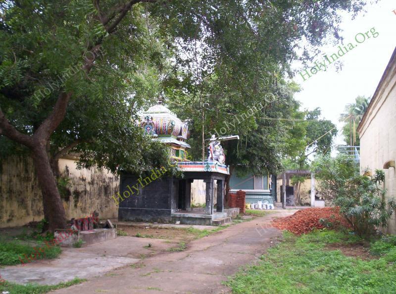 Sri Thanthondriyappar Temple, Thiru Aakkoor, Mayiladuthurai - 275 Shiva Temples