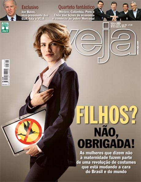 Revista Veja Maio 2013