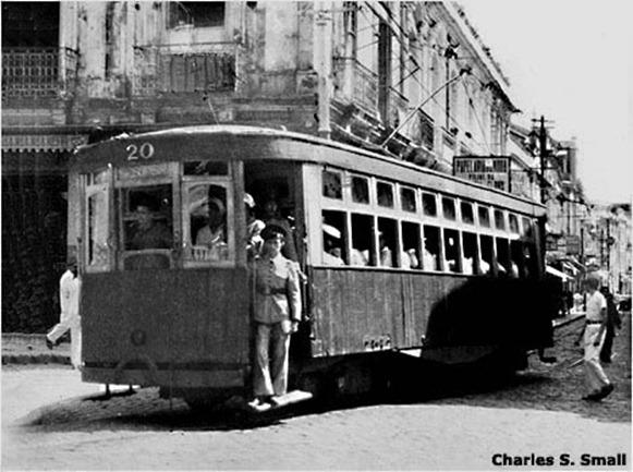 Bondinho de Belém acquistato da Cardiff - Belém do Parà, collezione: Allen Morrison