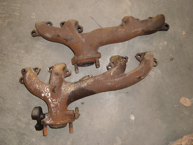 1961 364-401-425 manifolds,  contact us