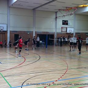 Saison 2011/ 12 Herren 1 zu Gast beim DSW Darmstadt