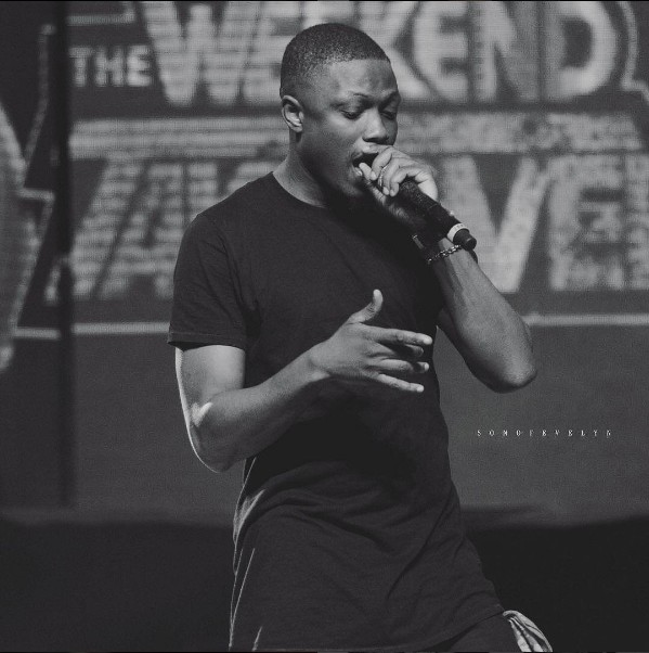 Rapper Vector Trolls On Fan After Accused Of Going Commercial Because He Was Broke (Photos)