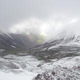 Chon Ashuu Pass, 4000 m, 9 juillet 2006. Photo : J.-M. Gayman