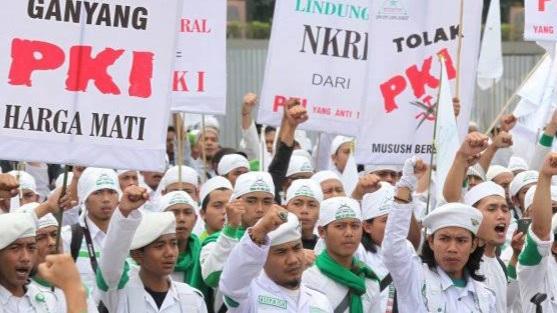 Tiga Ormas Islam Serukan Jihad Bersama: Komunis Itu Nyata, Tolak Karena Kita Pancasila