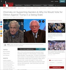 20160516_0800 Chomsky on Supporting Sanders & Why He Would Vote for Clinton Against Trump.jpg