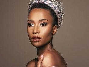 Representante de Sudáfrica gana  corona de Miss Universo 2019