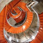 Escalera al corredor de la Catedral