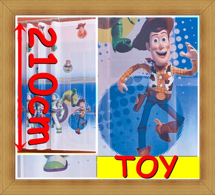 gardine stoff voile stoff meterware disney fur kinder kinderzimmer toy story ebay. Black Bedroom Furniture Sets. Home Design Ideas