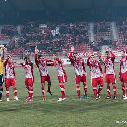 DVTK - Honvéd Magyar Kupa 2012.11.28.