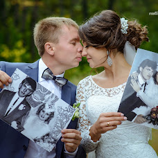 Wedding photographer Tatyana Voloshina (Voloha). Photo of 28.09.2016