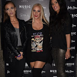 OIC - ENTSIMAGES.COM - Sophie Newton, DJ Sarah Giggle and Bianca Lake at the  Jake Sims - EP launch party in London Photo Mobis Photos/OIC 0203 174 1069