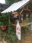 Ko Lanta - Tankstelle auf Thai