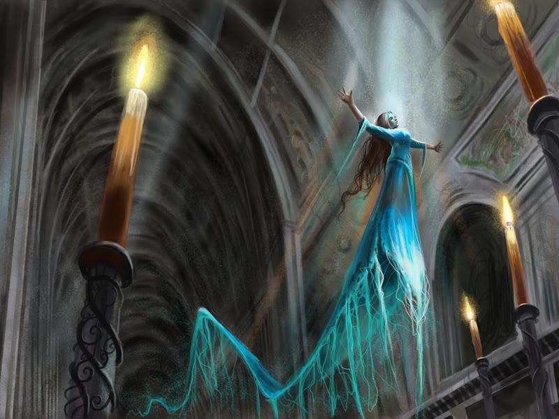 Young Sorceress Dance, Magic And Spells 2