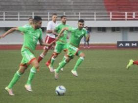 EN U23 : 02 rencontres amicales seulement confirmées