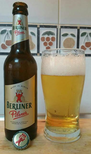 cervezame en los labios cerveza Berliner Pilsner beer