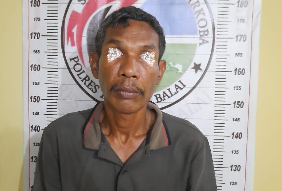 Gak Mau Sendiri MH Ajak Bandar Narkoba Nginap di Hotel Prodeo Polres Tanjung Balai