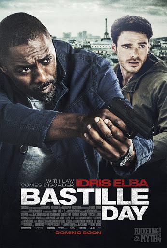 Bastille Day - Ngày Đen Tối