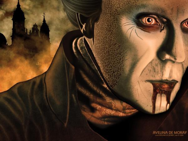 Dracula, Vampire Girls 2