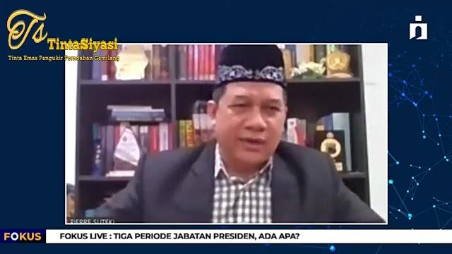 Prof. Suteki Nilai Indonesia Gagal Jadi Negara Hukum, jika Jabatan Presiden Tiga Periode