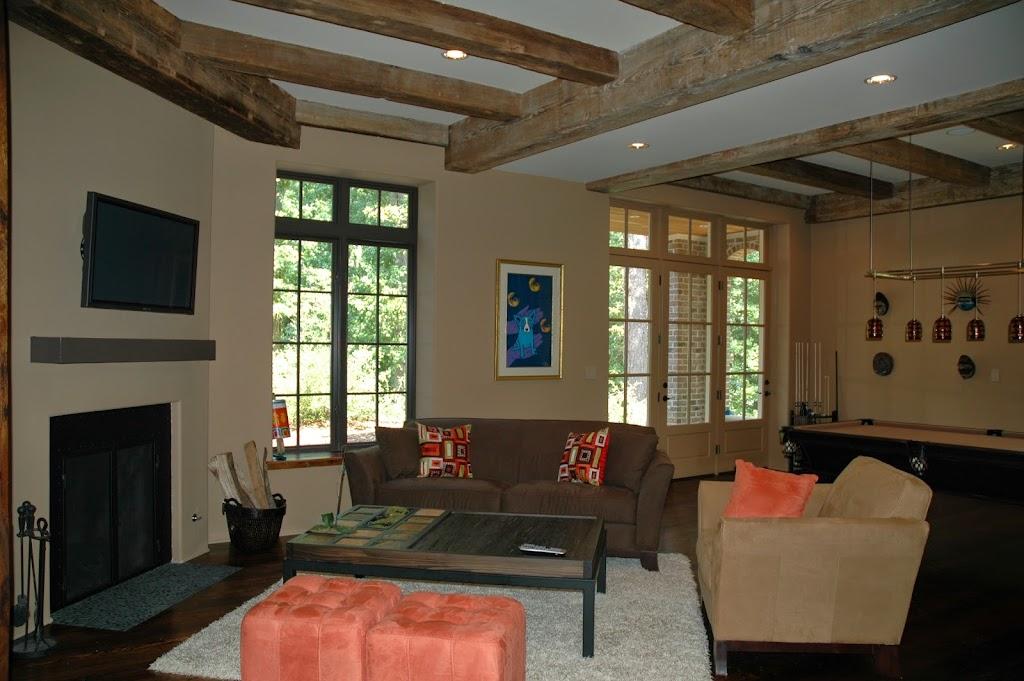 terrace level renovation