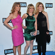 Jill Zarin & Ramona Singer & Alex McCord attends Bravo's 2010 Upfront Party at Skylight Studio in New York City on March 10, 2010. © RD / Dziekan / Retna Digital