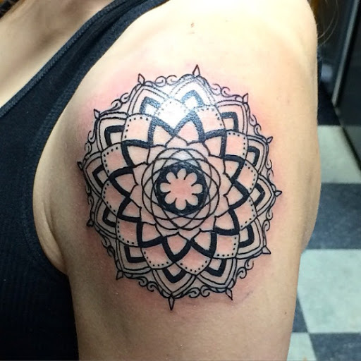 50 Brilliant Mandala Tattoos You Wish To Have