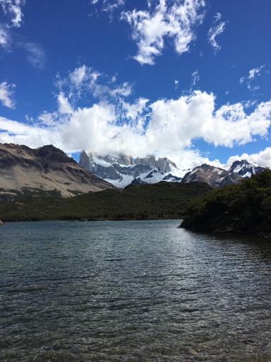 Laguna Capri, near El Chalten, Patagonia, Argentina