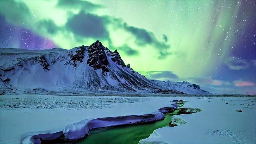 Bắc cực quang - hiện tượng thiên nhiên kì vĩ nhất thế giới - 55935