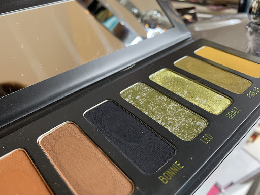 Daily Dose of Hue: MOLD On My Eye Shadow Palette - Gemini Palette