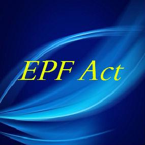 P F Act