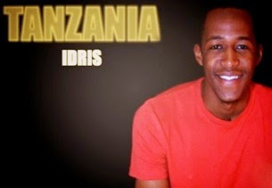 Idris from Tanzania