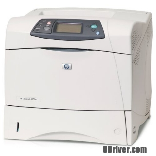 download driver HP LaserJet 4300n Printer