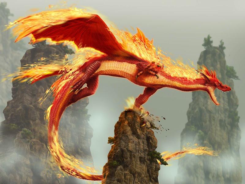 Magick Friend, Dragons 3