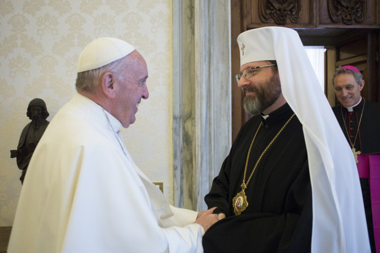A Leap of Faith: Ukrainian Catholics and Orthodox in unity