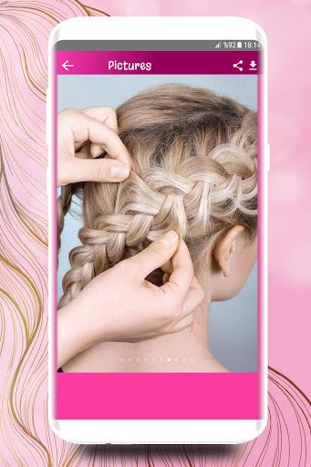 Hairstyles Step by Step DIY  screenshots 5