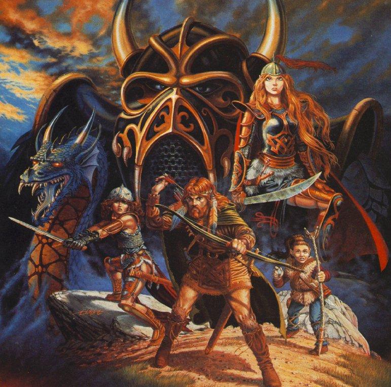 Dragonlance, Magic Animals 2