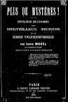 Plus de Mysteres (1878,in French)