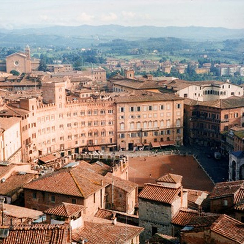 Siena is likely Italy's loveliest medieval city.