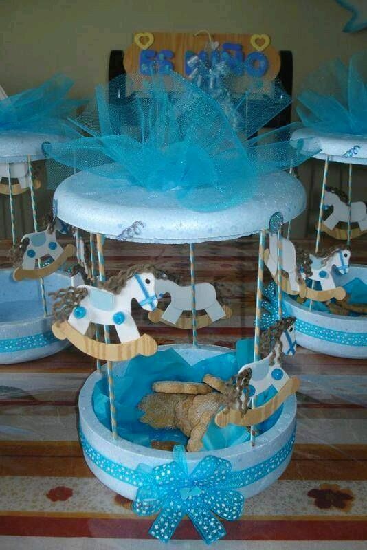 Love this cute baby shower decor! Baby Shower Ideas Pinterest