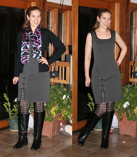 Marfy 2573: Sheath Dress (ponte knit)