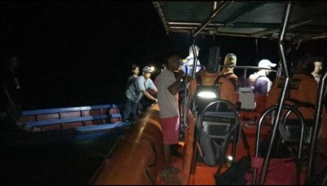 Laka Air, Sampan Pengangkut Tim Voli Tenggelam di Sungai Sambas