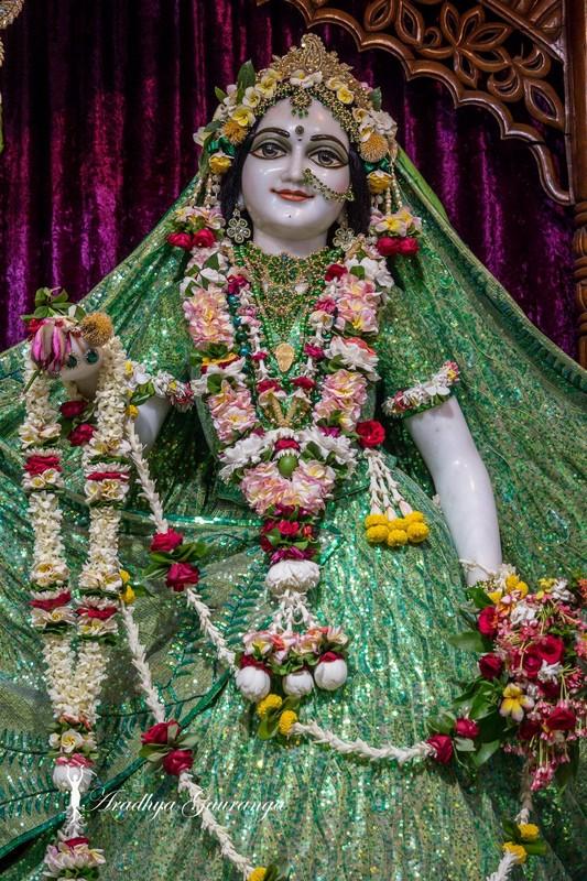 ISKCON Mayapur Deity Darshan 08 April 2016 (20)