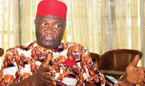 I want Igbos to totally Boycott 2023 Elections – Nwodo Cries Out, backs Nnamdi Kanu