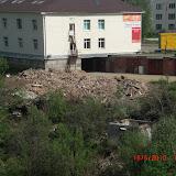 Отсыпка строительным мусором у Пушкарской 51