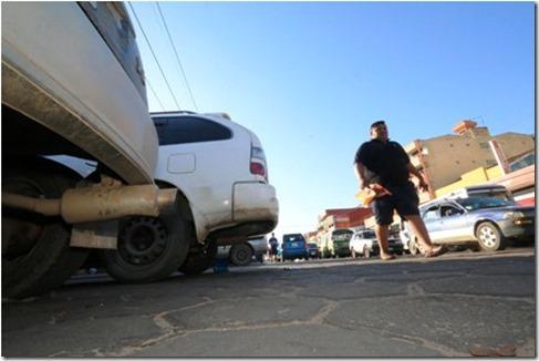 Santa Cruz: Caños de escape y bocinas generan exceso de ruido