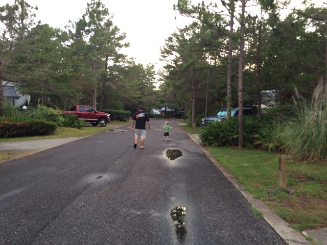 Topsail State Park Campground